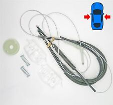 Ford Fiesta 2002-2008 Window Regulator Repair Kit- Cables & Pulley