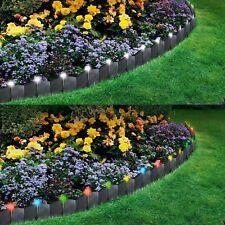 More details for 24 pack led light up hammer in garden lawn edging landscape plant border path