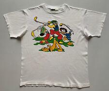 VTG Mickey & Co Golf 90's Single Stitch Mens T Shirt One Size Fits All XL