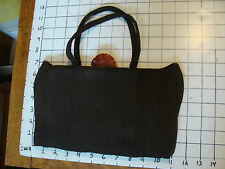 vintage Woman's Purse with Bakalite handle/latch