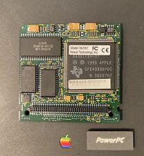 Vintage Apple Macintosh Powerbook 500 520 540 550 PowerPC 603e 167mhz Upgrade
