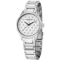 Stuhrling Culcita Women's 36mm Silver Steel Bracelet & Case Quartz Watch 567.01