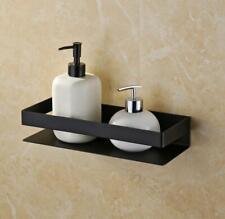 Black Stainless Steel Shower Caddy Bath Basket Storage Shelf Hanging Organizer