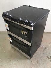 zanussi electric cooker 60cm