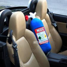 Large NOS Nitrous Oxide Bottle Tank Pillow Turbo Cushion Racing Car Stuffed