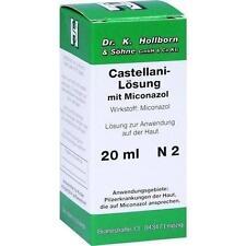 CASTELLANI m. Miconazol Lösung 20ml PZN 912758