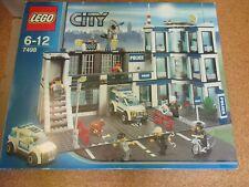 Lego City (7498) Polizeistation OVP