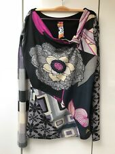 Tee-shirt Desigual - Taille L (A)