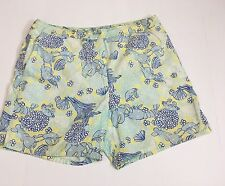 Vtg LILLY PULITZER Swim Shorts mens medium board shorts crab lobster bathing