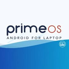 Latest Android PrimeOS Mainline 04.5 64 Bit on 4GB USB Flash Drive x86 for PC