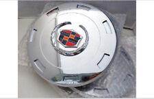 SET OF 4 ! CADILLAC ESCALADE CHROME WHEEL CENTER CAPS HUBCAPS !