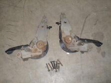 85 Camaro Firebird PAIR SEAT RECLINERS pivot hinge 82 92 Trans Am tpi 88 89 90