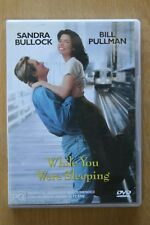 While You Were Sleeping (DVD, 2003)   Preowned (D199)
