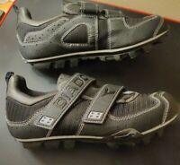 Diadora Geko Mountain Bike Cycling Shoes Size  6.5 USWomen's 37euBlack NWOB