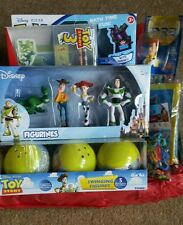 Toy Story Hamper, gift basket, bundle - figures, Buzz, Woody, Rex, Jessie