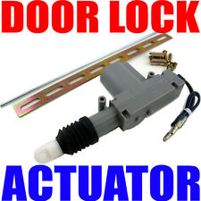 UNIVERSAL HIGH POWER DOOR LOCK ACTUATOR MOTOR 2 WIRE 12V CAR TRUCK ALARM