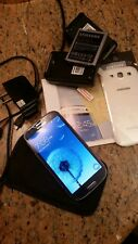 Samsung Galaxy S3 - Boost Mobile 16GB. Plus extras see description and photos