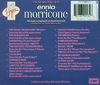 Ennio Morricone - The Film Music Of Ennio Morricone [CD]