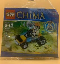 2013 Lego Chima Leonidas' Jungle Drag 30253 SEALED