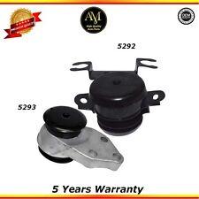 Transmission Motor Mounts Set Kit For 03/04 Ford Escape Mazda 2.0L 3.0 L