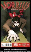 Morbius: The Living Vampire (2nd Series) Spider-man 6 Marvel 2013 VF/NM