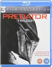 Arnold Schwarzenegger Horror Box Set DVDs & Blu-ray Discs