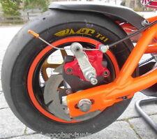 "Pocket Bike Aufkleber Felge Minimoto Disc Wheel Sticker Blata GRC 6,5"" 050835"