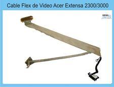 Cable Flex de Video Acer Extensa 2300 / 3000 LCD Video Cable DD0ZL5LC300