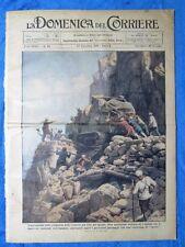 La Domenica del Corriere 27 dicembre 1931 Himalaya - California - A. Mussolini