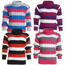 Striped Hoodies (2-16 Years) for Girls