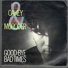 GOOD-BYE BAD TIMES vocal - instrumental # PHILIP OAKEY & GIORGIO MORODER