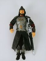 Lord Of The Rings ARAGORN KING OF GONDOR Action Figure LOTR Return Of The King