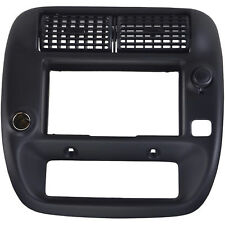 FORD OEM 97-2006 Ford Ranger Center Dash Hvac Louver Radio Trim Bezel Panel 4x2