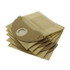 5 x Strong Dust Bags for Karcher WD2.200 MV2 IPX4 WD2240 Vacuum Cleaner Hoovers