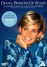 Diana Princess of Wales - A Celebration of a life on the edge 2012 DVD