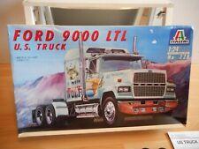 Modelkit Italeri US Truck Ford 9000 LTL on 1:24 in Box