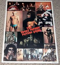 Rocky Horror Picture Show Movie Collage Poster 1975 Dargis 3762 Tim Curry