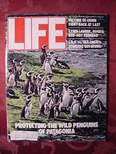 LIFE April 1984 PENGUINS CYNDI LAUPER REGGIE JACKSON ++