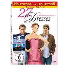 DVD 27 Vestidos Katherine Heigl Ed Burns Malin Akerman James Marsden Comedia