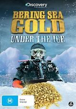 Bering Sea Gold - Under The Ice (DVD, 2013, 2-Disc Set) New & Sealed
