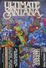ULTIMATE SANTANA POSTER, DOUBLE SIDED (K8)