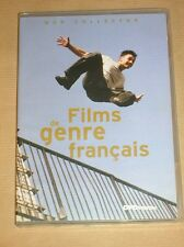 RARE DVD PROMO / DOSSIER : FILMS DE GENRE FRANCAIS / TRES BON ETAT