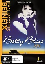 Betty Blue (DVD) DRAMA [All Regions] NEW/SEALED Jean-Jacoues Beineix
