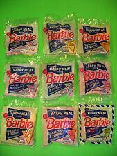 Barbie Sparkle Eyes Barbie McDonald S 1992 MIP