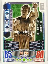 #TM48 Weeping Angels - Alien Attax Doctor Who - 50th Anni