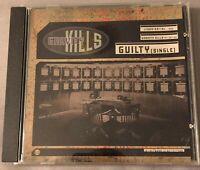 GRAVITY KILLS - GUILTY PROMO CD SINGLE (TVT 5911-2P)