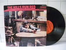Ennio Morricone  The hills run red  1967  LP 33 Giri (BXB65)