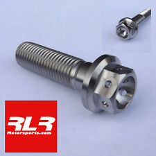 M10  TITANIUM RACE BOLTS 1.25 Pitch (DRILLED) M10x25
