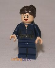 Lego Maria Hill from Set 76042 SHIELD Helicarrier Super Hereos BRAND NEW sh183
