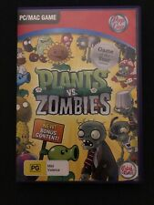 Plants vs Zombies Game of the Year Edition PC /MAC CD-ROM